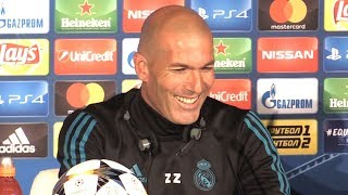Zinedine Zidane Full Pre-Match Press Conference - Real Madrid v Liverpool - Champions League Final