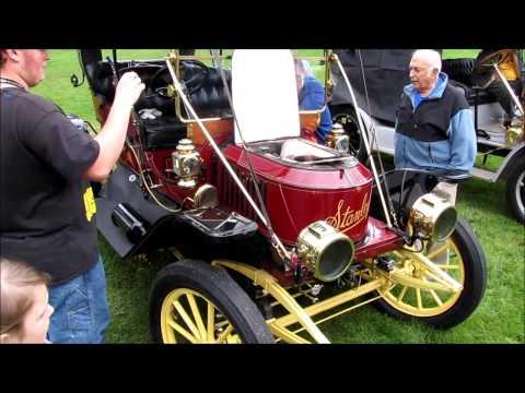 Orphan Car Show, Riverside Park, Ypsilanti, Michigan, 9/21/2014