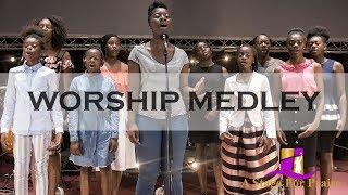 Living True - Worship Medley | Fundraiser