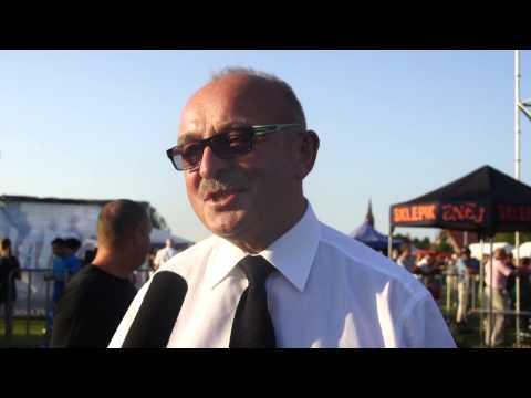 Krzysztof Trawicki festyn wywiad 24STAROGARD.PL