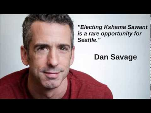 Message from Dan Savage of The Stranger, Savage Love, and the It Gets Better Project