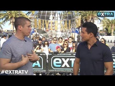 Toby Kebbell Talks Heart-Pounding 'Hurricane Heist' Movie