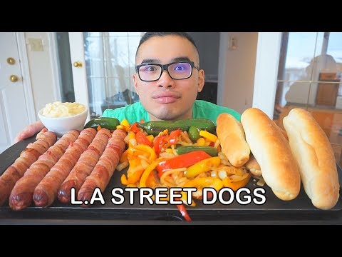 How to make L.A STREET DOGS