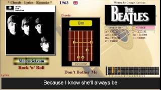 The Beatles Don't Bother Me #0426