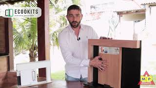 KIT Porta de Correr EcooKits