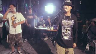 Bahay Katay - J-Flow & Summa - Rap Song Competition @ Cannivalismo
