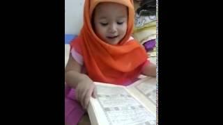 Budak mengaji quran