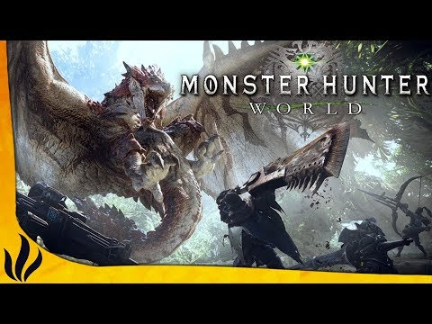 ON PART CHASSER DES MONSTRES ! (Monster Hunter: World)