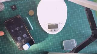 3 Grams Free 3 in 1 Digital Scales App Demonstration For Android And Windows Phone