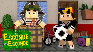 Minecraft: CHAVES - O FILME! (Esconde-Esconde)