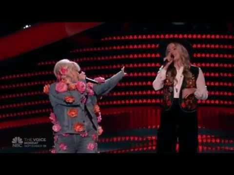 Miley Cyrus and Darby Ann Walker — Jolene (Cover)