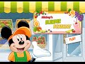 Mickey's Blender Bonanza Mickey Mouse Club House Disney Junior Games ONLİNE FREE GAMES