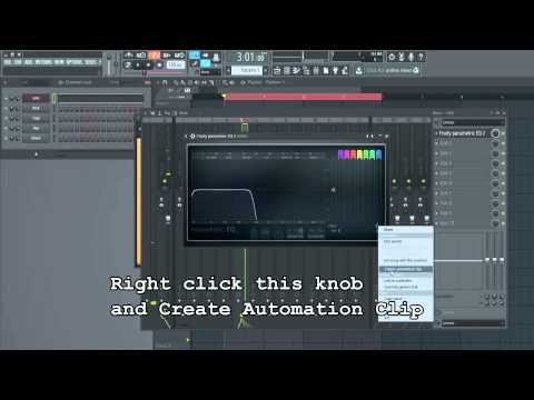 Fl studio 12 Tutorial 2 - Basic synth riser build up using GMS