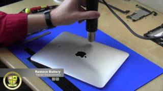 iPad 1st Generation Disassembly/Reassembly Repair  Part 1