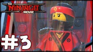 LEGO Ninjago The Movie - Videogame - Part 3 - Mech Suits! (Gameplay Walkthrough HD)