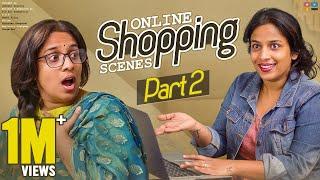 Online Shopping Scenes Part 2 || Mahathalli || Tamada Media Thumb