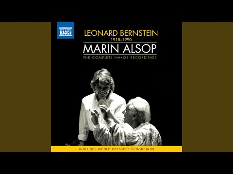 A Bernstein Birthday Bouquet: For Lenny (Version For Piano & Orchestra)