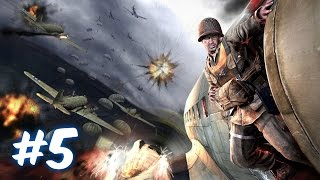 Medal of Honor: Airborne Walkthrough HD - Mission 5 - Young Fools