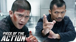 Rama VS. The Assassin | The Raid 2