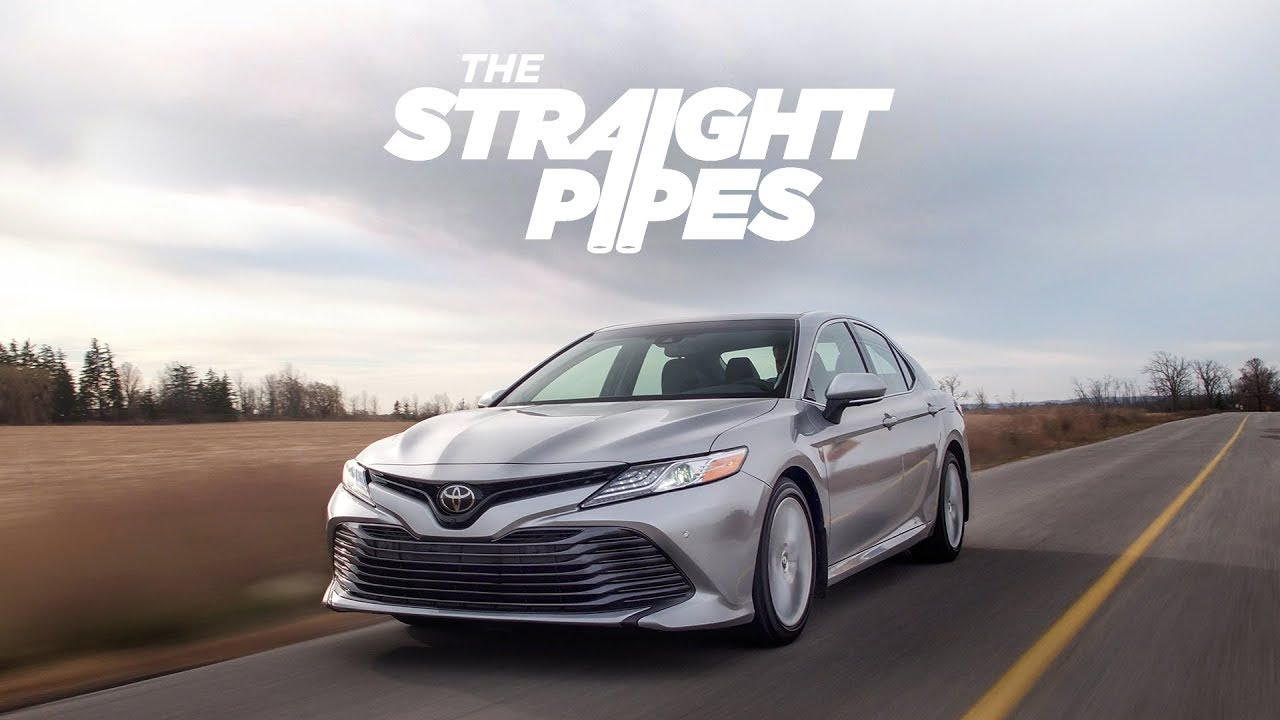 2018 toyota camry xle v6 review