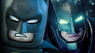 Lego Batman (Batman V Superman Style)