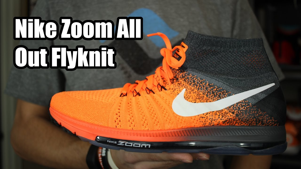 nike zoom all out flyknit masculino