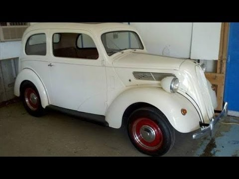 1948 ford anglia for sale in kentucky vnclassics youtube. Black Bedroom Furniture Sets. Home Design Ideas
