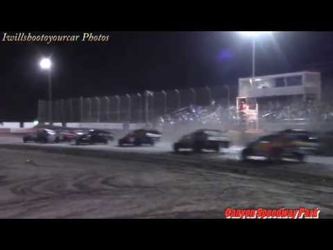 Modified Main Canyon Speedway Park