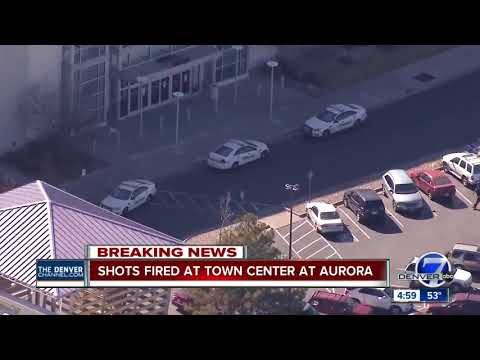 Police: Fight leads to shooting inside Aurora Town Center Mall; no injuries reported