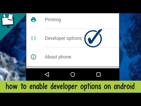 How To Enable Developer Options On Android (really Easy)