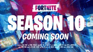 SEASON 10 OF FORTNITE ? POSSIBLE THEEMATIC, BATTLE PASS AND NEW SKINS FORTNITE BATTLE ROYALE