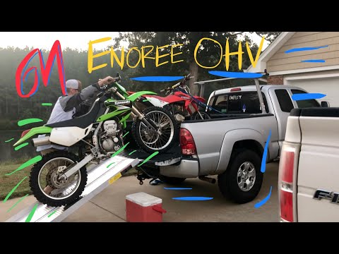 Enoree OHV - A, C, to D Trailhead - 6MM