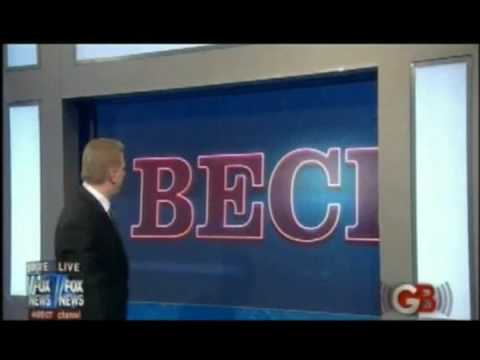 Glenn Beck Shows Map of Federal Land Grabs to Stop Energy Development