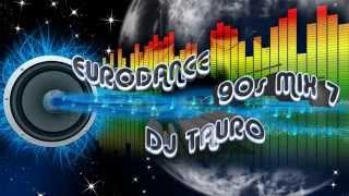 Eurodance Techno de los 90s Mix 7  DJ TAURO