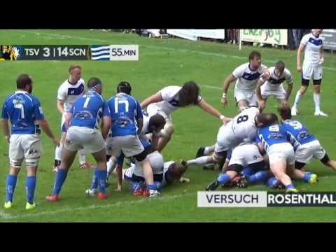 1.Rugbybundesliga SC Neuenheim vs. TSV Handschuhsheim