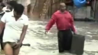 Heavy rains submerge Odisha, residents cry government apathy