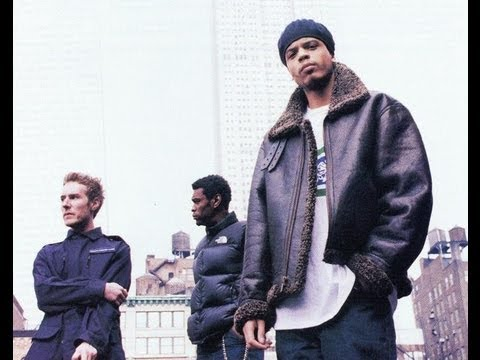 Massive Attack - Live (Tel Aviv, Israel - 3rd July 1996)