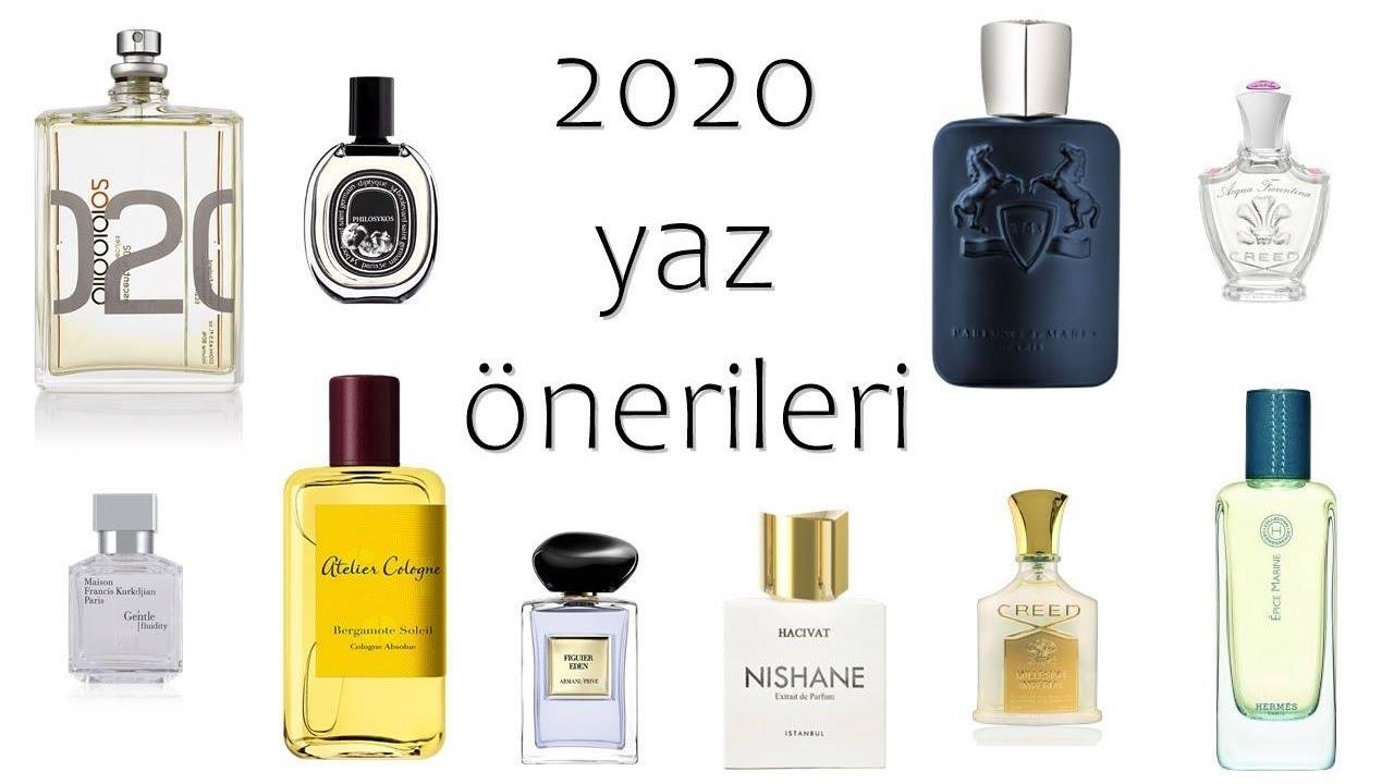 Yaz 2020 Niche Parfüm Onerileri