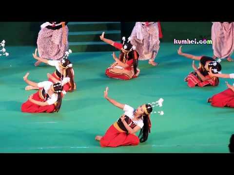 MANIPUR SANGAI FESTIVAL 2017 | KASA PAOTAKPA | A Choreographic Presentation