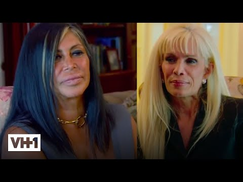 Mob Wives  Big Ang Meets With Victoria Gotti  VH1