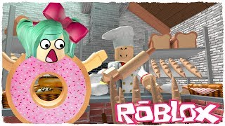 🤘 PANADERO ESCAPE – ROBLOX (Escape The Evil Bakery Obby)
