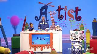 Artisti Tak Fak - Sezoni 5// Episodi 21- Piktura e papagallit realizuar me Anja Bregu
