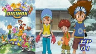 Digimon Adventure – 01 - And So It Begins...