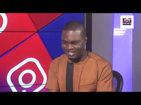 One-On-One with blogger GH Hyper - JoyNews Interactive (30-4-21)