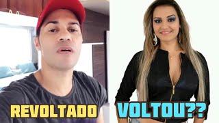 Marcelo Melo se REVOLTA e chama de VAGABUNDO quem fica atacando a classe musical , Sandra Voltou?