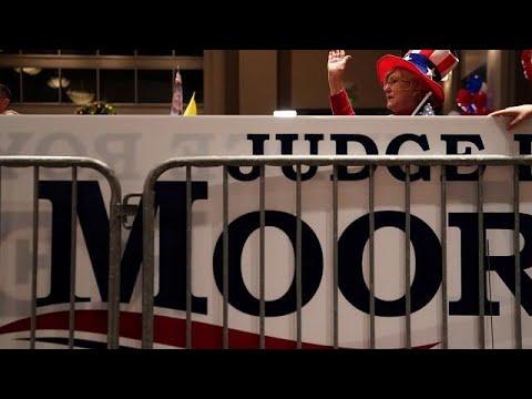 Senats-Nachwahl in Alabama: Moore erkennt Niederlage noch nicht an