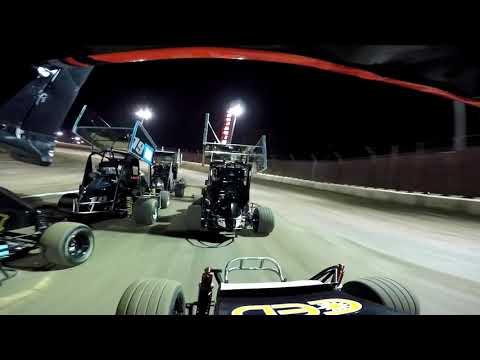 Delta Speedway 10/25/19 Jr Sprint Heat 2 Ty GoPro