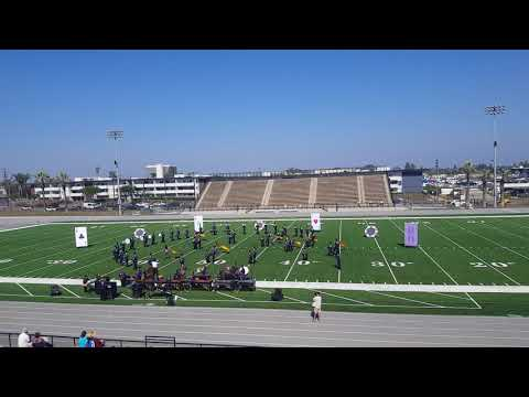 Herbert Hoover High School @ Newport Beach Open 2017