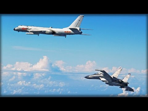 RED ALERT: FIGHTER JETS SCRAMBLED TO INTERCEPT 6 INBOUND RUSSIAN BOMBERS OVER JAPAN