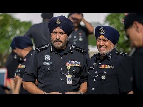 Top Sikh cop Comm Amar Singh retires after 35 years in police force